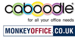Caboodle & Monkey Office logos