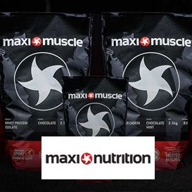 MaxiNutrition Ecommerce Case Study