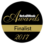 Retail Week award nominee 2017