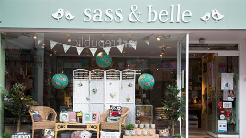 Sass & Belle Ecommerce Case Study